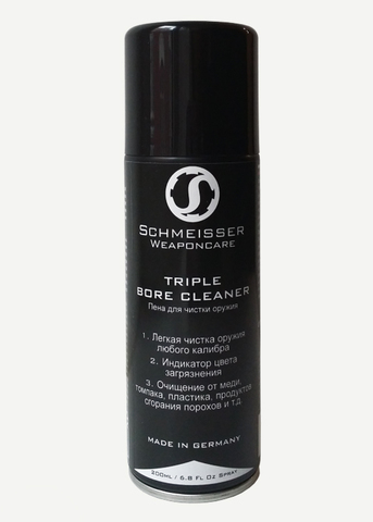 Schmeisser Triple Bore Cleaner