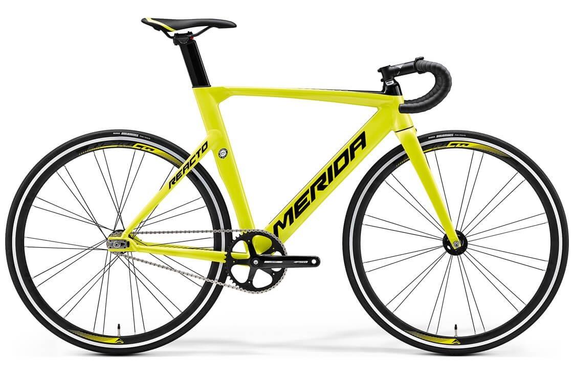 Merida Reacto Track 500 (2017) (XS / желтый с черным)