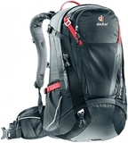Рюкзак велосипедный Deuter Trans Alpine 32 EL graphite-black
