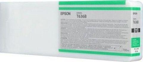 Картридж Epson C13T636B00 зелёный 700 мл для Epson Stylus Pro 7900/9900