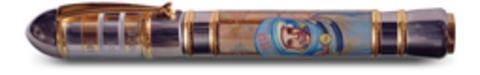 Ручка перьевая Ancora Gagarin (Гагарин)