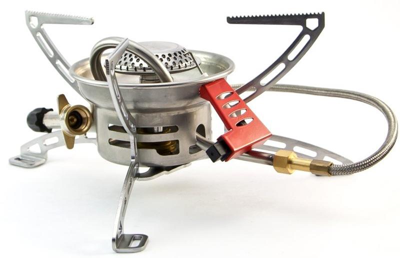 Газовая горелка Easy Fuel Duo