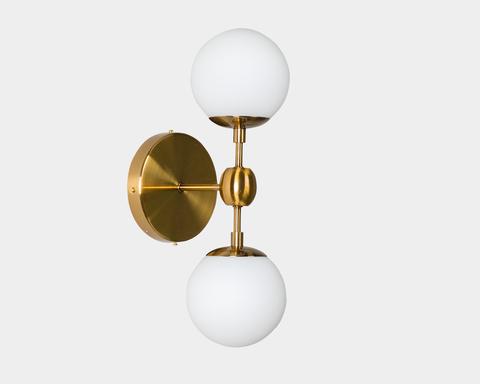 бра Modo Sconce 2 Globes