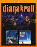 Diana Krall / Live In Paris + Live In Rio (2Blu-ray)