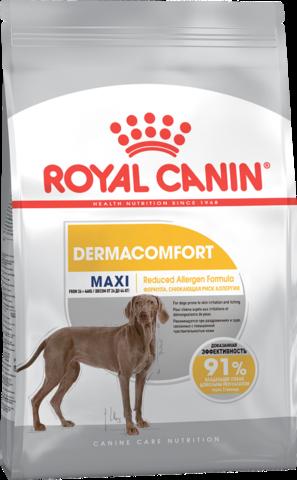 Royal Canin (10 кг) Maxi Dermacomfort
