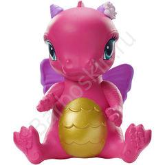 Питомец - Розовый Дракончик Холли О'хейр (Holly O'Hair) Ever After High - Игры Драконов (Dragon Games), Mattel
