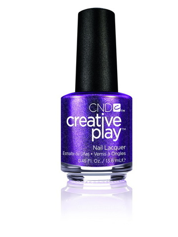 CND Creative Play # 455 (Miss Purplelarity), 13,6 мл