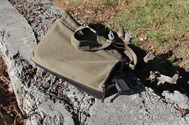 Городская сумка для пистолета