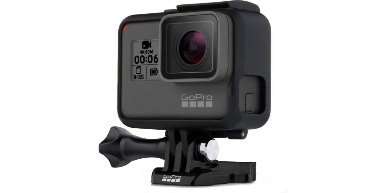 Крепление-рамка GoPro The Frame (AAFRM-001) с камерой