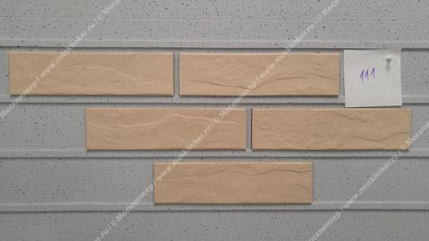 Клинкерная плитка Cerrad, Krem, rustico, 245x65x6.5