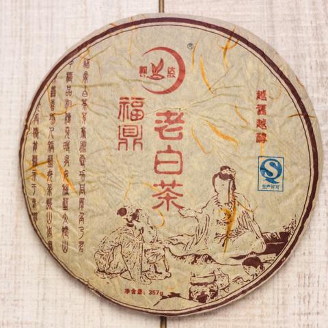 Бай Мудань бин ча, 2012, 357г
