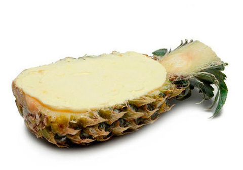 Мороженое натуральное в ананасе, 170г