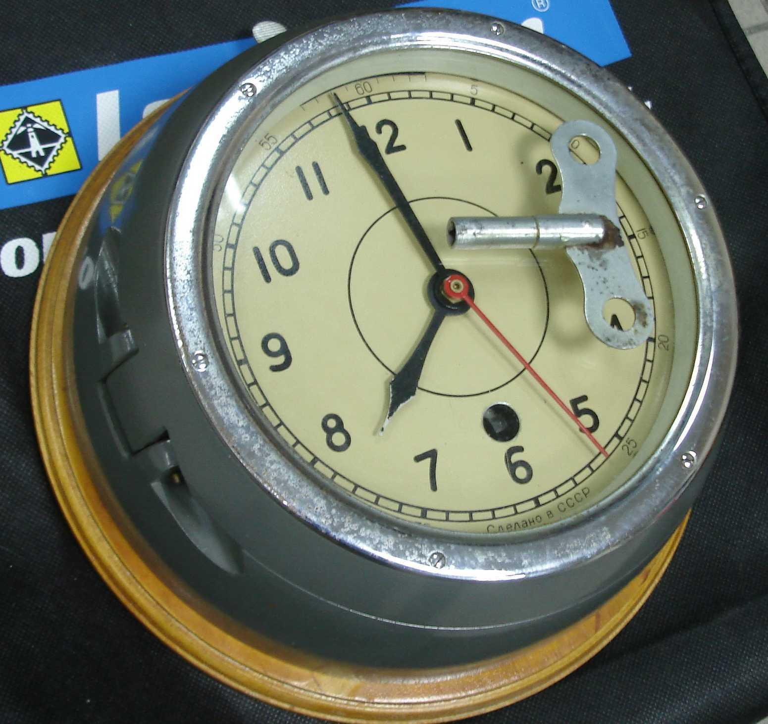 морские часы фото картины