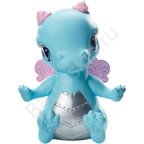 Питомец - Голубой Дракончик Дарлинг Чарминг (Darling Charming) Ever After High - Игры Драконов (Dragon Games), Mattel