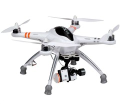 Радиоуправляемый квадрокоптер Walkera QR X350 Pro FPV (Devo F7, iLook Camera, G-2D подвес)