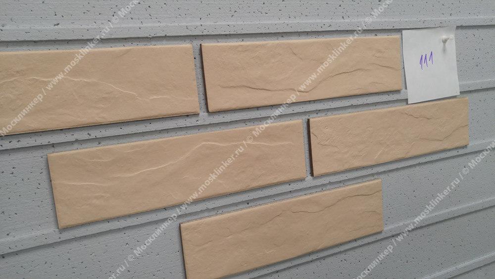 Cerrad - Krem, rustico, 245x65x6.5 - Клинкерная плитка для фасада и внутренней отделки