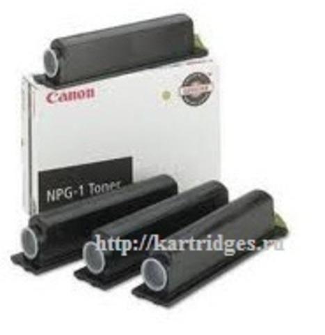 Картридж Canon NPG-1 / 1372A005