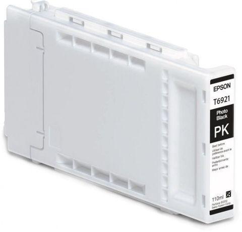Картридж Epson T692100 черный фото UltraChrome XD для SC-T3000/T5000/T7000 110 мл (C13T692100)