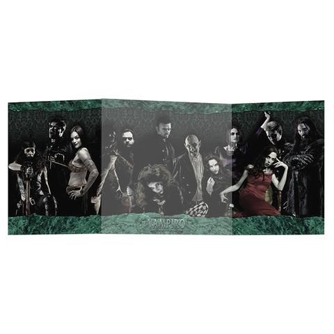 Ширма ведущего для ролевой игры Вампиры: Маскарад (на русском языке)