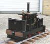 Garden Rail Паровоз Chaloner на колею 12,7 см, угольный
