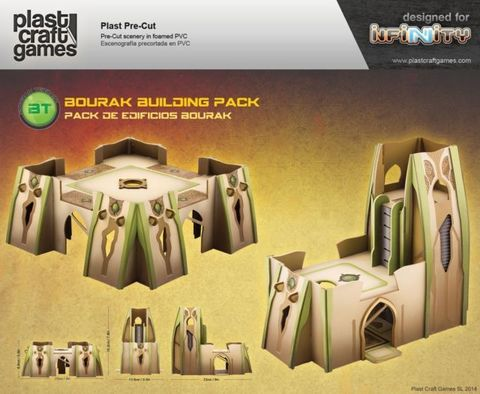 Bourak Building Set