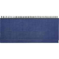 Планинг АТТАСНЕ БУМВИНИЛ синий 300х135, 56 л. 21с11 П