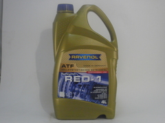Масло Ravenol ATF RED-1 4 литров