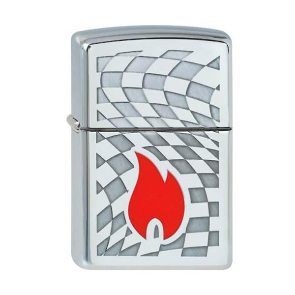 Зажигалка Zippo №250 Flame Racing