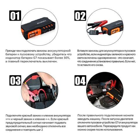 Пример применения беспроводного компрессора