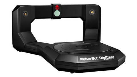 Фотография Makerbot Digitizer — 3D-сканер