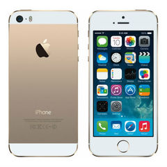 Apple iPhone 5S 32GB Gold без функции Touch ID
