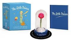 The Little Prince : Light-up Rose and Illustrated Book