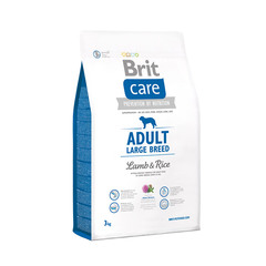 Brit Care Adult Large Breed Lamb & Rice for dog