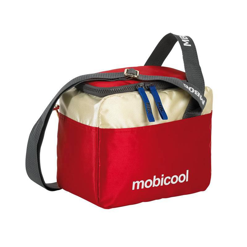Сумка-холодильник (термосумка) Mobicool sail 6, 5L (красная)