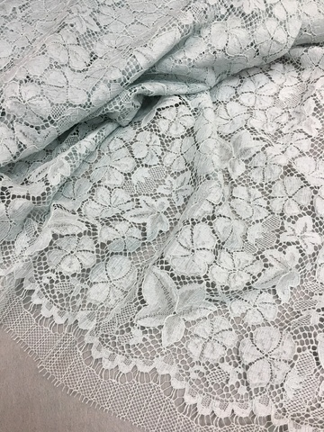 Кружевное полотно Riechers Marescot - Celadon