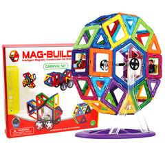 Детский магнитный конструктор Mag Building (48 деталей)