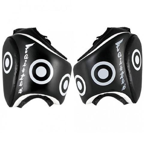 Набедренные щитки Fairtex Thigh Pads TP3 Black