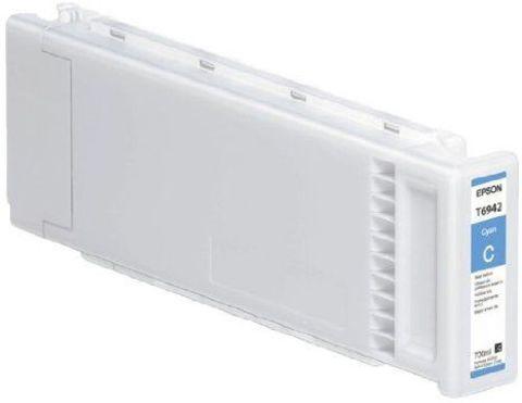Картридж T6942 голубой для Epson (C13T694200) для Epson SureColor SC-T3000/T5000/T7000