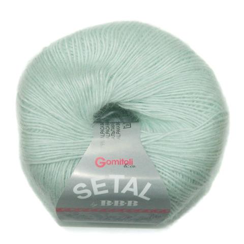 Купить Пряжа BBB Setal Код цвета 0489 | Интернет-магазин пряжи «Пряха»
