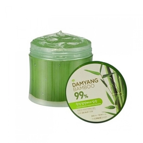 THE FACE SHOP Damyang Bamboo Fresh Soothing Gel, 300 ml