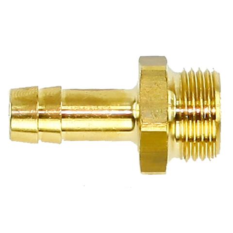 Штуцер для шланга с внешней резьбой STL-G3/8a x 13mm