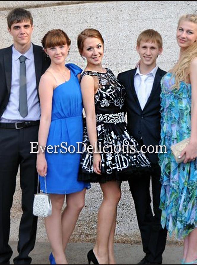 Юлия в выпускном платье #Jovani 5125