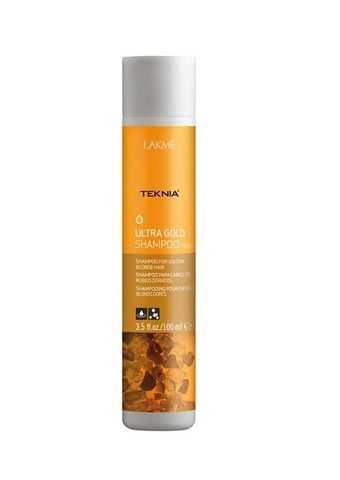 Lakme Ultra gold shampoo (100 мл)