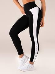 Женские лосины Ryderwear Queen High Waisted Leggings - Black