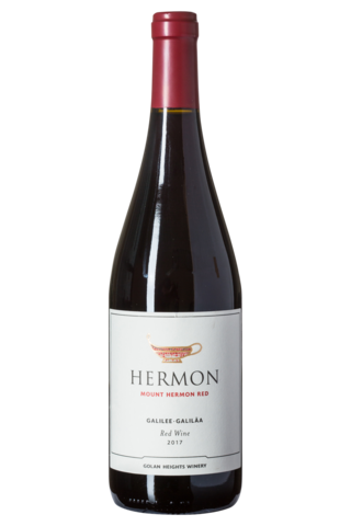 Golan Heights Winery Hermon Mount Hermon Red