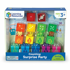 Подарочки с сюрпризом, Learning Resources