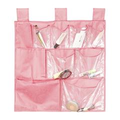 органайзер для мелочей 10 карманов, minimalistic pink