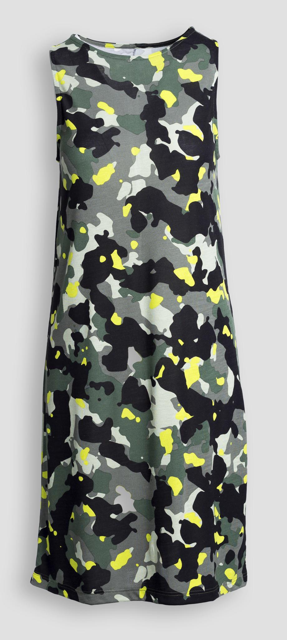 Женское пляжное платье E18K-42E108