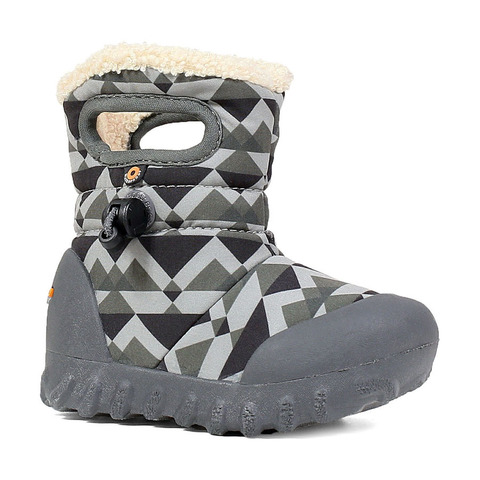 Сапоги детские Bogs BMOC Mountain Gray Multi