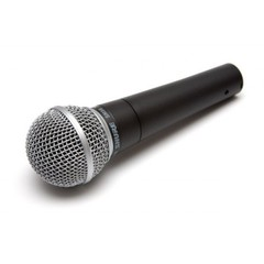 Микрофон Shure SM58(проводной)